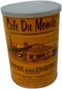Cafe Du Monde with Chicory (Original French Market Coffee Stand)