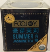 FOOJOY Summer Jasmine Organic Tea