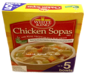 White King Chicken Sopas