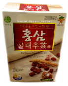 Red Ginseng Honey Jujube Tea
