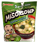 Marukome Instant Miso Soup Green Onion