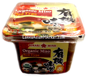 Hikari Organic Miso Red Type Soybean Paste