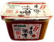 Hana Japanese Soybean Paste (Red Miso)