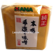 Hana White Miso (Soy Bean) Paste