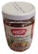 Maesri  Chili Paste with Basil Leaves <Pad Kapao>