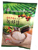 Assi Seasoned Seaweed <With Green Tea Powder.>
