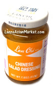 Lan Chi Chinese Salad Dressing <Pure Sesame Paste>