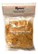 Rotary Padi Oat Crackers Emping Melinjo