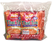 DeDe Instant Thai Tea Powder 3 in 1
