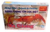 Sa Giang Shrimp Chips