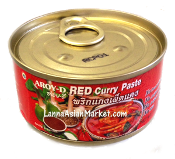Aroy-D Red Curry Paste 4 oz <Sm>