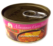 Mae Ploy Massaman Curry Paste 4 oz <Sm>