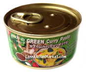 Aroy-D Green Curry Paste 4 oz <Sm>