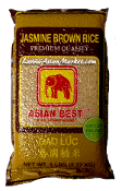 Asian Best Jasmine Brown Rice <long Grain>