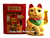 Ceramic Maneki Neko Lucky Cat