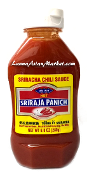 Sriraja Panich Hot Chili Sauce 9.8 OZ
