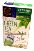 Organic Unsweetened Powder Green Tea