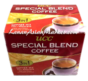UCC Special Blend Coffee 3 IN 1
